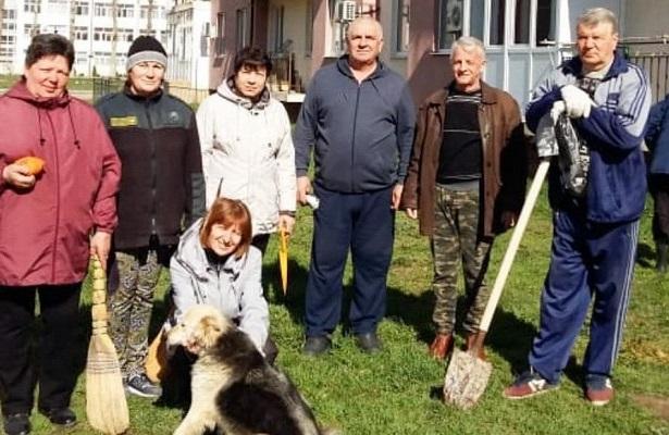 Массово вышли насубботник сельские жители Анапы