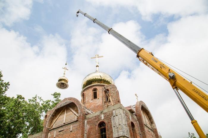 В Анапе начали строить ещё один храм