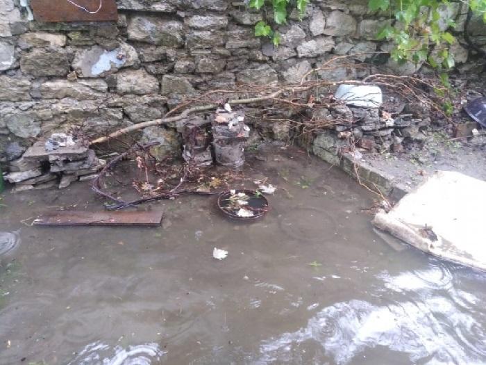 Сегодня 10.07.2019 г., - что натворил дождь в Витязево и Анапе