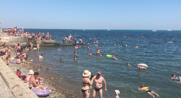 Какое море будет в Анапе - в августе?