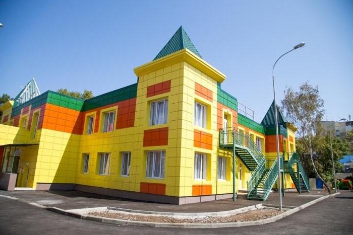 Когда в Анапе откроется детский сад «Орлёнок»