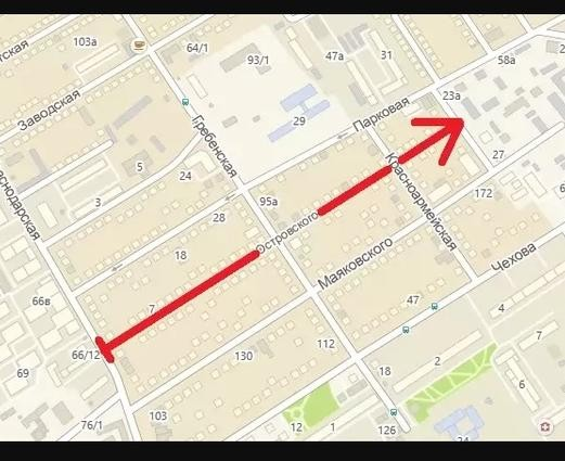 В Анапе введут одностороннее движение, на одной из улиц