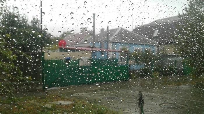 Погода на 11 октября 2019 г. - В Анапе идет дождь