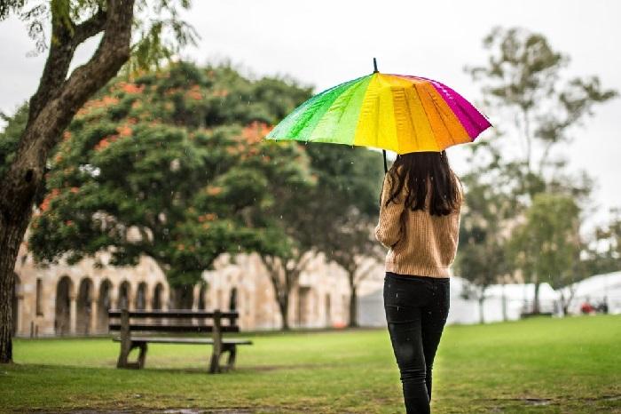 Погода в субботу 05.10.2019 г. - Доставайте зонты